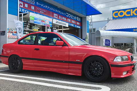 E36 BMW 318is