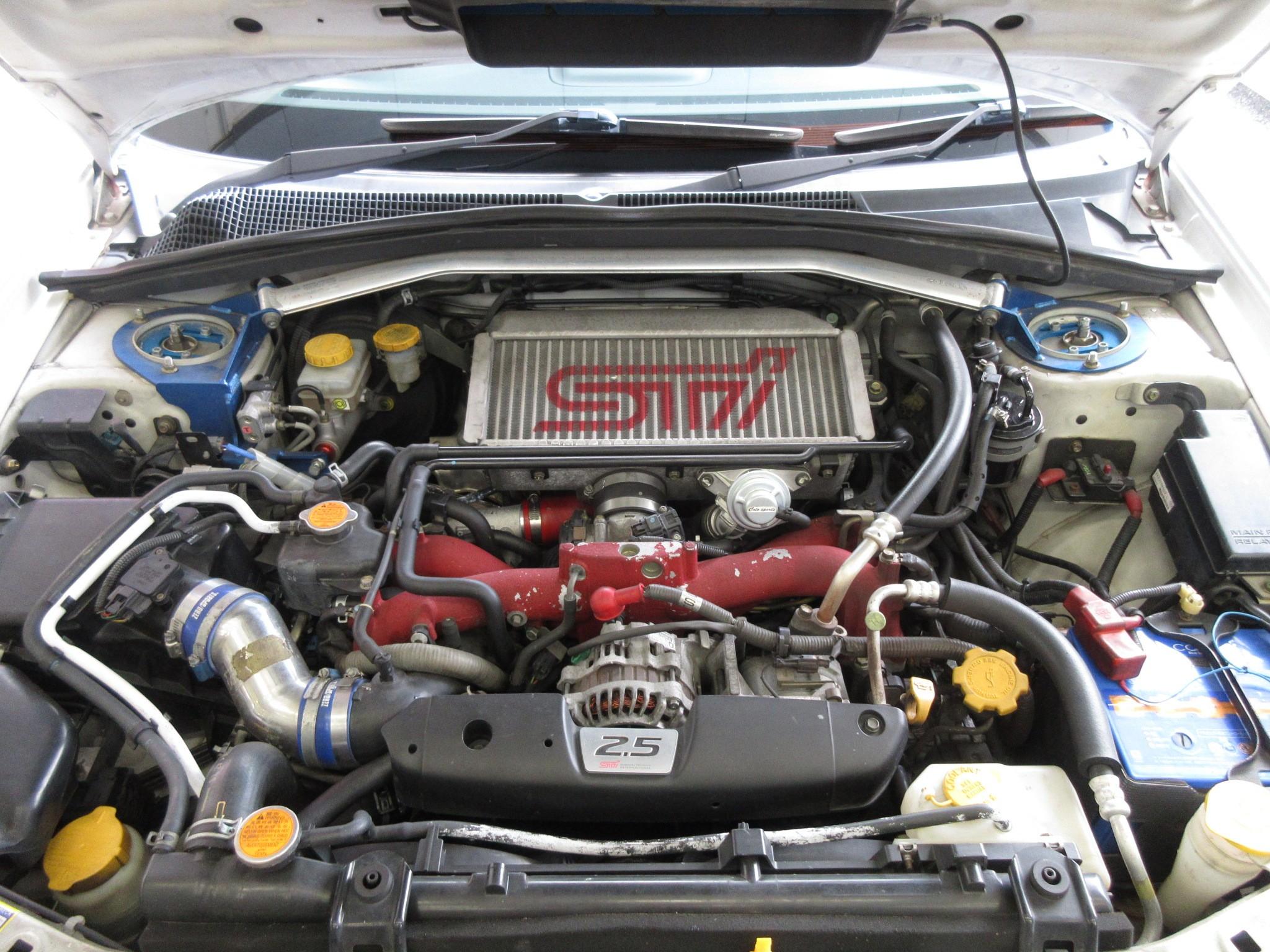 水平対向にも効果抜群 フォレスター Sti Ver Sg9 にハイスパークイグニッションコイルを取り付け スバル フォレスター 店長アサコのブログ コクピット 55 車のカスタマイズにかかわるスタッフより