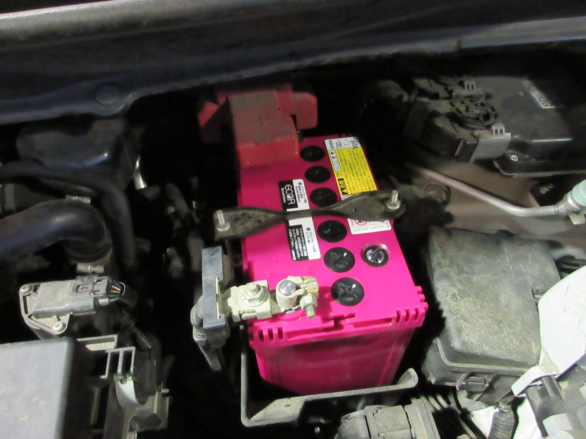 バッテリー 交換 r ワゴン